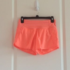 Lululemon Run Times Shorts NWOT